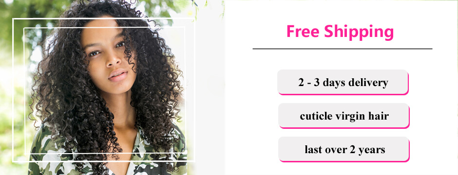 free shipping brazilian hair