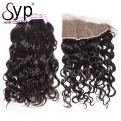 Peruvian Water Wave Bundles With Lace Frontal The Best Weave Hair