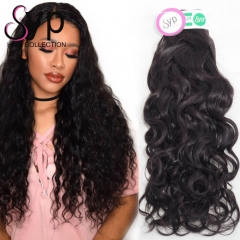 Virgin Brazilian Weaves Hair Extensions Water Wave Human Hair