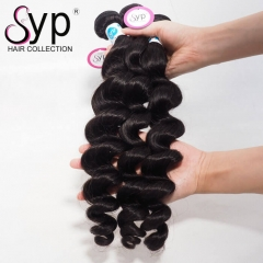 Loose Wave Virgin Malaysian Hair Weave Bundles Next Day Delivery